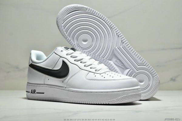 e2fb9572ec33d88a833a1ec6a68cf90c - Nike Air Force 1 07 空軍一號經典百搭板鞋 白灰 男女款