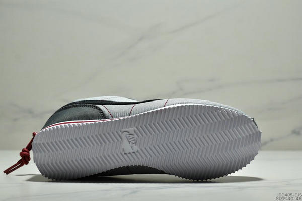 e804dc5954361048c0951719cb600227 - Nike Cortez Kenny IV 110E2022聯名 全新阿甘一腳蹬設計 運動休閒慢跑鞋 男鞋 灰黑紅