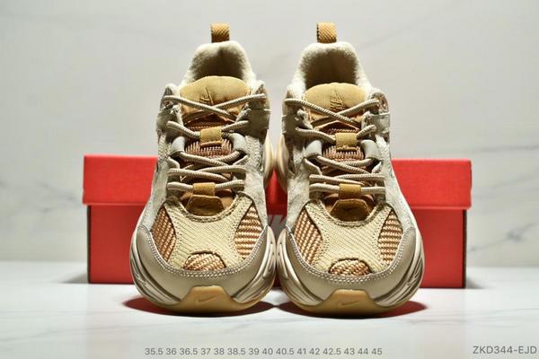 edb717ce23a21a95cbd2f961bd7d9482 - Nike M2K Tekno SP復古潮流百搭休閒運動旅遊老爹鞋 情侶款 亞麻黃沙棕