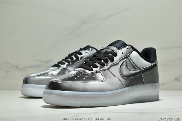 edd98b6d2835c09a81b1aa0d88ee4758 - Nike Air Force 1 07 Demon Low 空軍一號 夜魔5D漸變閃光 百搭低幫休閒板鞋 男鞋