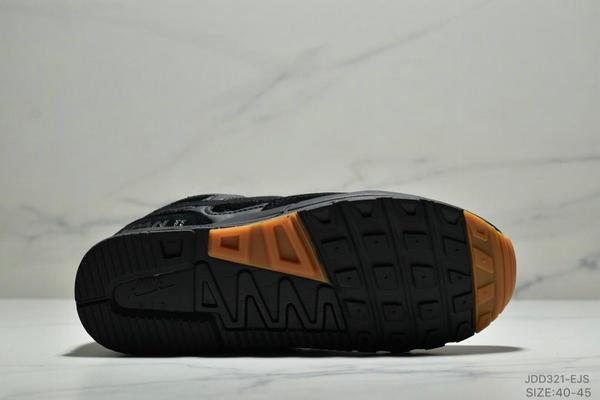 f0773c5ab22c891a43b3549de7a52d77 - Nike Air Span II 男子新款復古緩震運動鞋 男款 黑色