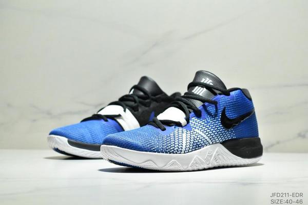 f146fbcc8a156e3c767f2441ac910246 - Nike KYRIE FLYTRAP II EP男子籃球鞋 戰靴 男款 寶藍白黑
