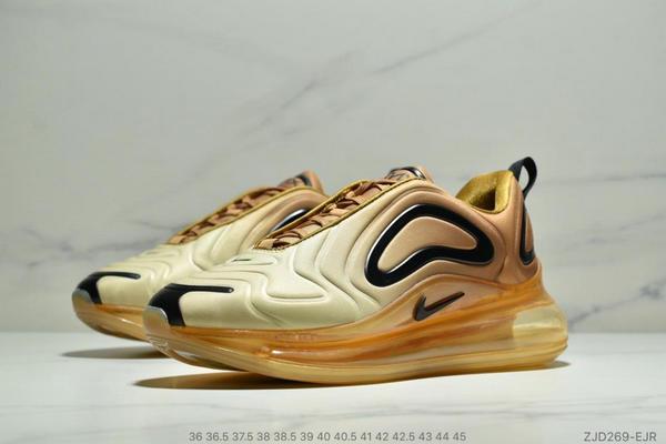 f55c3cd839ae1eb6003f28a45d2f2a16 - Nike Air 720太空大氣墊前衛運動慢跑鞋 情侶款 黃黑