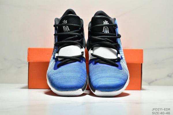 f72dad96715f17e4bcfad4b600db0cb6 - Nike KYRIE FLYTRAP II EP男子籃球鞋 戰靴 男款 寶藍白黑