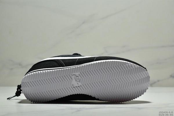 f82113a2503e758b69b7466c554c4fb1 - Nike Cortez Kenny IV 110E2022聯名 全新阿甘一腳蹬設計 運動休閒慢跑鞋 男女鞋 黑白