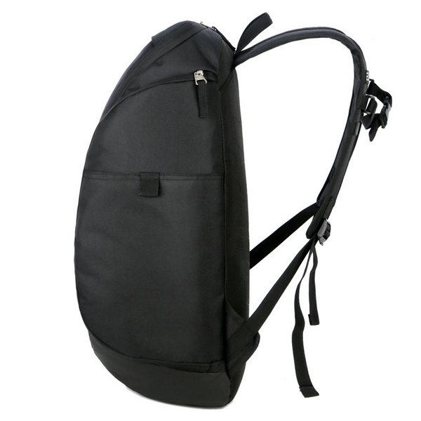 fabefc4d162f326b1c9a0a2116b51bb1 - Nike 跑車設計 流線型大容量雙肩包揹包 運動健身揹包 訓練包 黑白