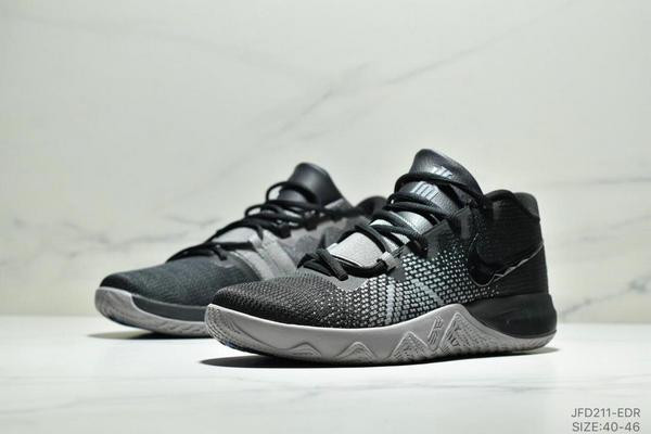 fb5d376a5521b825fb727934b6754d11 - Nike KYRIE FLYTRAP II EP男子籃球鞋 戰靴 男款 黑灰