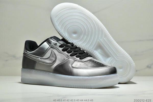 fc7992a3f808c7ceaed1b202fa9a01d4 - Nike Air Force 1 07 Demon Low 空軍一號 夜魔5D漸變閃光 百搭低幫休閒板鞋 男鞋