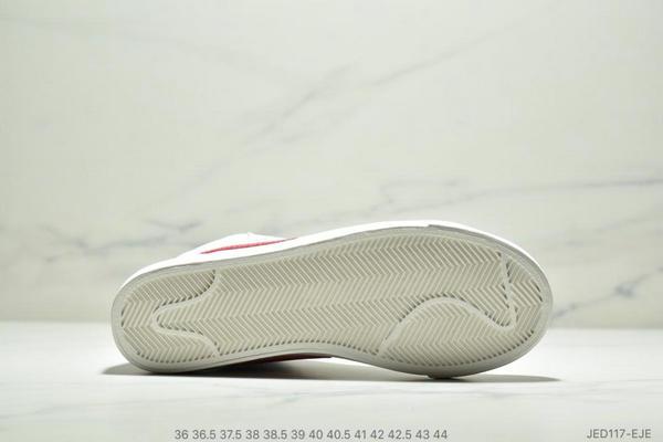 ff476aaf2881f8c27bf5b769174575a7 - NIKE BLAZER MID  77 VNTG012613 高幫開拓者頭層皮經典板鞋 情侶款 白紅