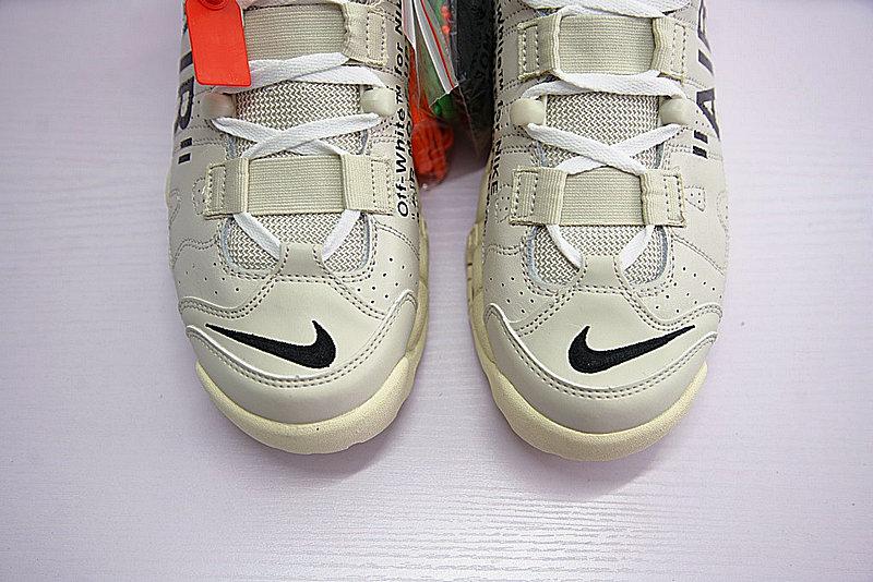 0a913fbcbb901aead4bc8ec2aae8b7a6 - Off-White x Nike Air More UptempoOW奶油黃白黑橘 情侶鞋 902290-012-