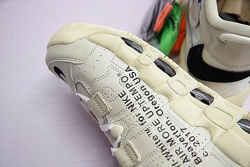 784d7996af3a49c13a167bdad4a35697 - Off-White x Nike Air More UptempoOW奶油黃白黑橘 情侶鞋 902290-012-