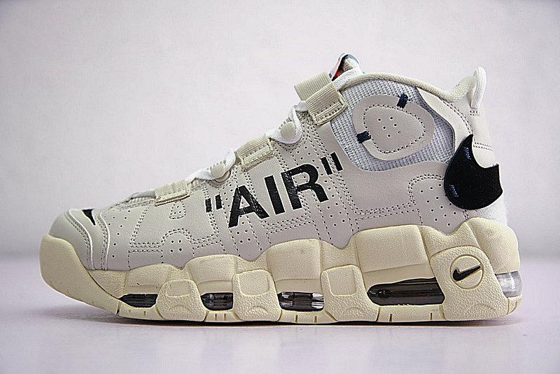 d17b9d3c662f83e4cb2e6ced7259979f - Off-White x Nike Air More UptempoOW奶油黃白黑橘 情侶鞋 902290-012-