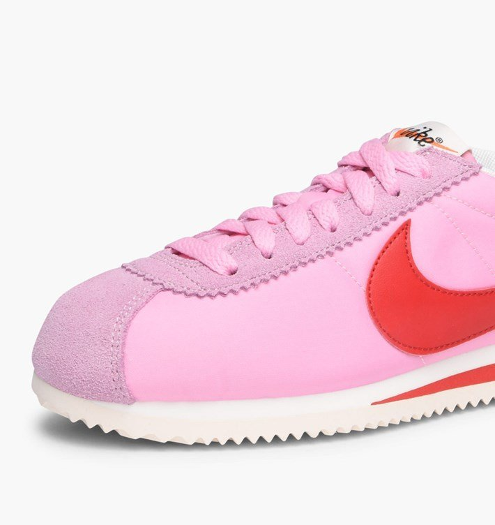 26491d37a7f7edeb2b40cb8a4a6ae39d - Nike Wmns Classic Cortez Nylon Red Sail 女子 網面 882258-601