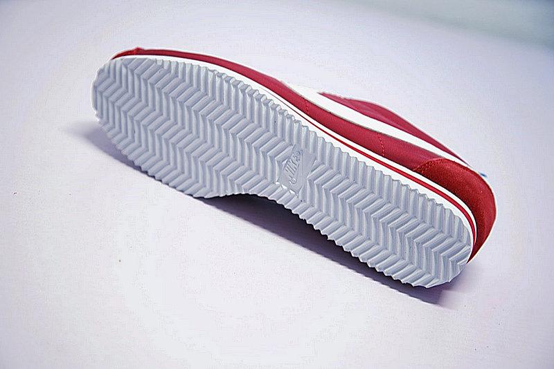 2ee8fdf7d1443fbe1c6874326dbf7194 - 情侶鞋 Nike Classic Cortez 經典 復古 阿甘 酒紅白 寶藍488291-615