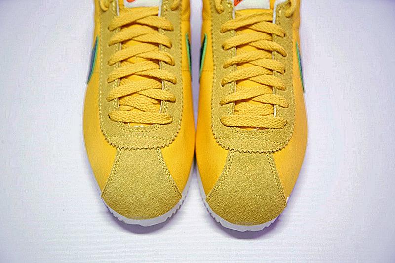405838f6f49e7afbd1ac286a259a1480 - 情侶鞋 Nike Classic Cortez 阿甘 百搭 黃綠 876873-700