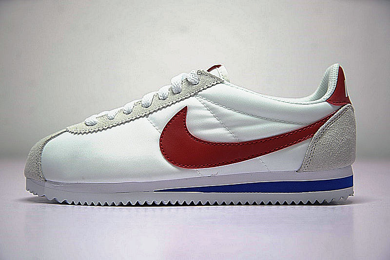 501ad06d99aee0afcd7e4e46451c3d11 - Nike Classic Cortez  阿甘 百搭  白灰 藍紅 354698-161