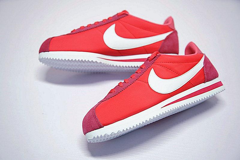 68c16cd94b4b27d24a886e417c605450 - 情侶鞋 Nike Classic Cortez 阿甘 玫紅白 488291-603