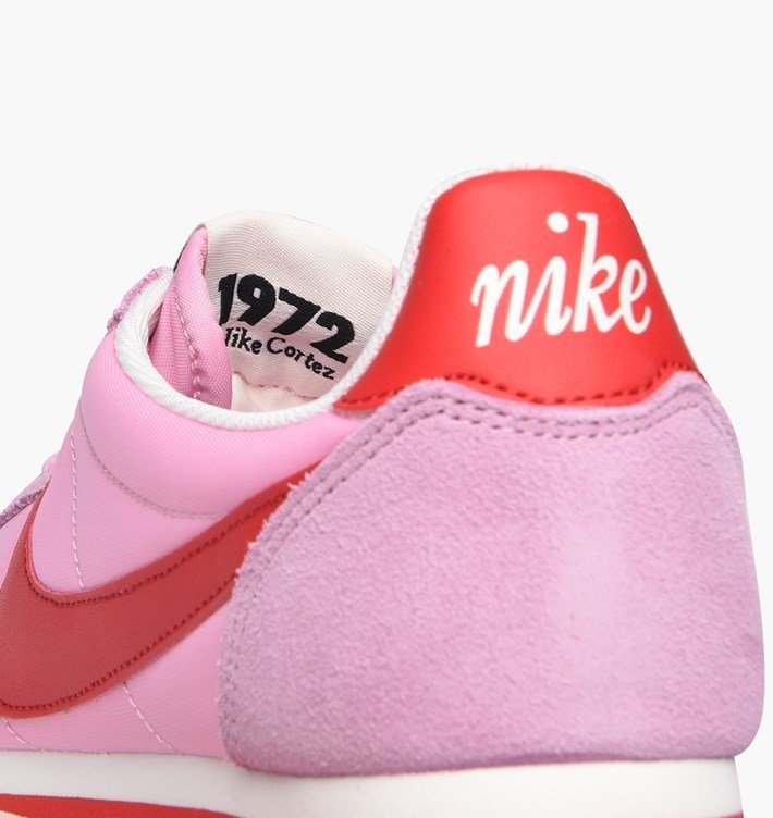 809282c801aa32c13bae7c8979e91a03 - Nike Wmns Classic Cortez Nylon Red Sail 女子 網面 882258-601