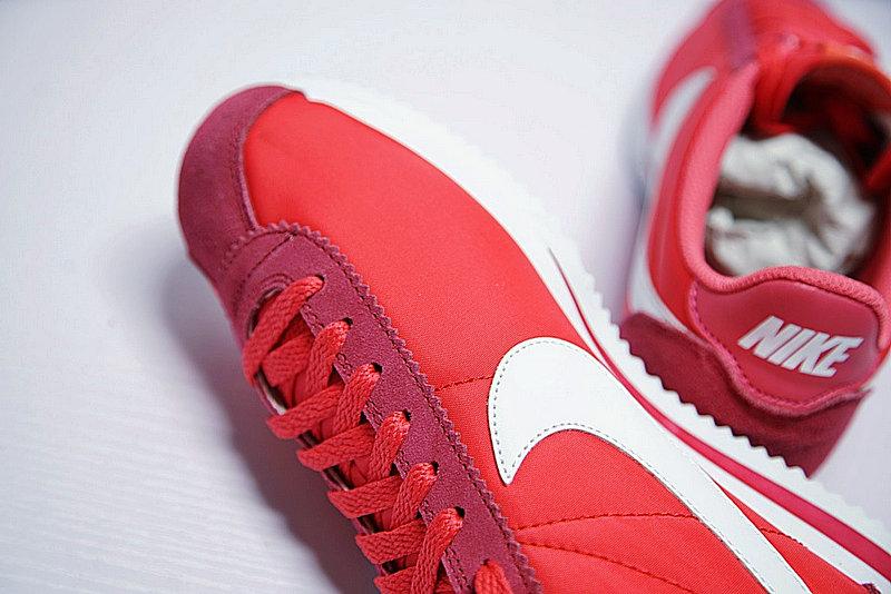 8eb84134ef43a16b4f63d850bc255d31 - 情侶鞋 Nike Classic Cortez 阿甘 玫紅白 488291-603