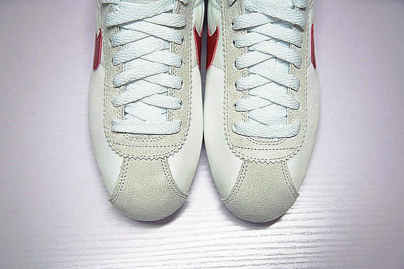abea518d103ab7db4bb50e70229dc0fb - Nike Classic Cortez  阿甘 百搭  白灰 藍紅 354698-161