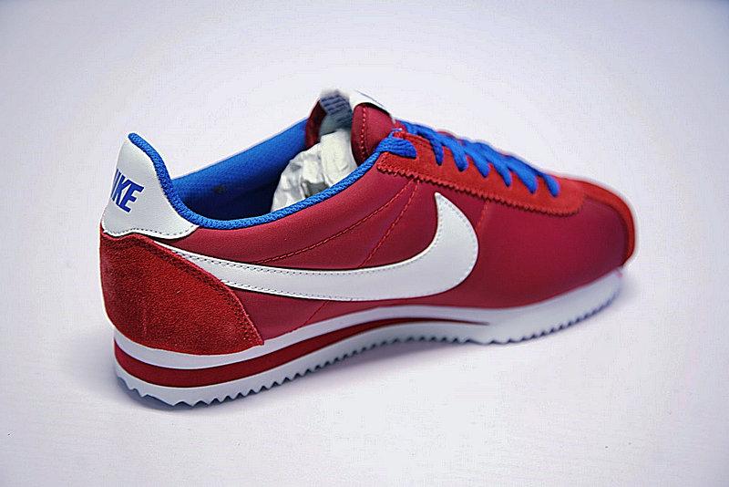 c2d328e3c653fccef96ee58e50c0f126 - 情侶鞋 Nike Classic Cortez 經典 復古 阿甘 酒紅白 寶藍488291-615