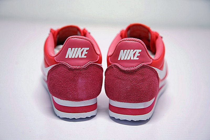 cdf18c6d4ef365df4cc06adee0a4fe3c - 情侶鞋 Nike Classic Cortez 阿甘 玫紅白 488291-603