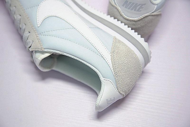 d20a40e346d0733430dddf5bd72229ce - 情侶鞋 Nike Classic Cortez 經典復古阿甘百搭慢跑鞋牛津布銀灰白 749864-010