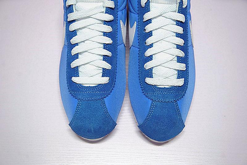 de77d223517c4634558033989efe621b - 情侶鞋 Nike Classic Cortez 經典 復古 藍白 桔紅 488291-404-
