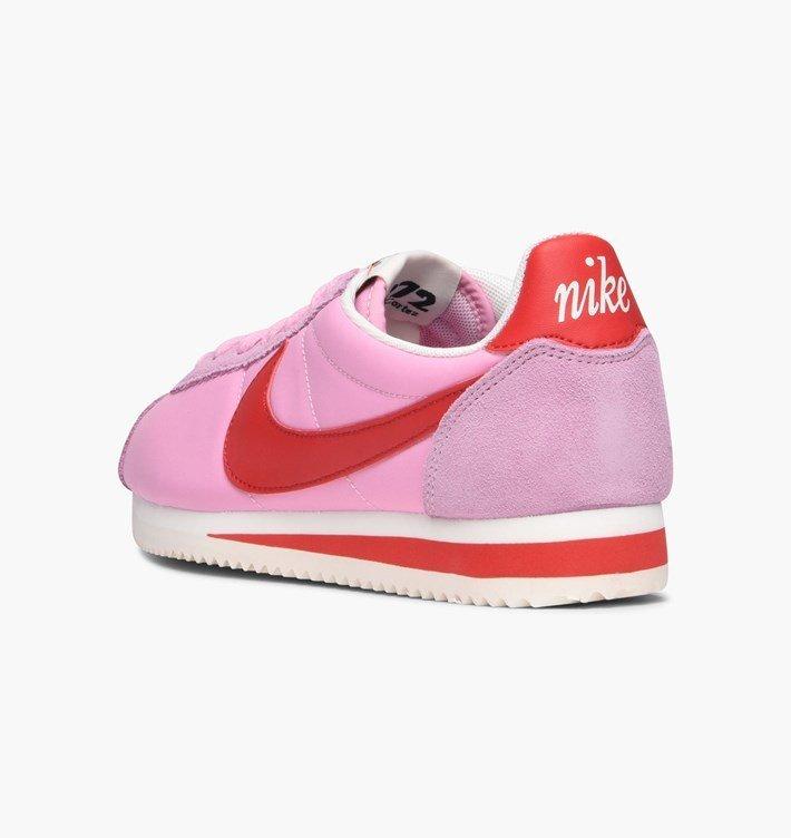 e3ee22a6f5981f1a2c149955a79d8589 - Nike Wmns Classic Cortez Nylon Red Sail 女子 網面 882258-601
