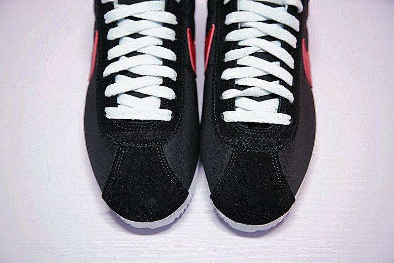 f2fcfde29ddec732b41ed30de2d6252b - Nike Classic Cortez 經典 復古 阿甘 百搭 黑紅白 488291-001