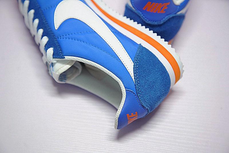 fc7709a0e96b1b78f71ee43a1d08d50c - 情侶鞋 Nike Classic Cortez 經典 復古 藍白 桔紅 488291-404-