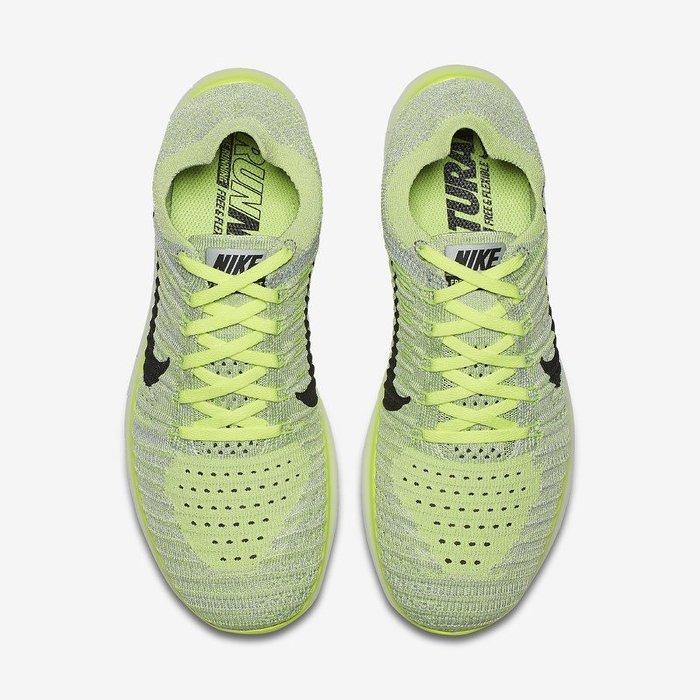 690e98b717caf76d69599cd8fa7192c5 - NIKE WMNS FREE RN FLYKNIT 薄荷綠 飛線 針織 情侶鞋 831069-006