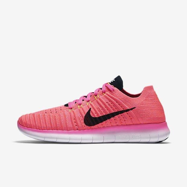 b0223d55a1f3a84d18f34747d71b4208 - Nike Wmns Free RN Flyknit 粉紅 訓練 輕量化 女鞋 831070-600