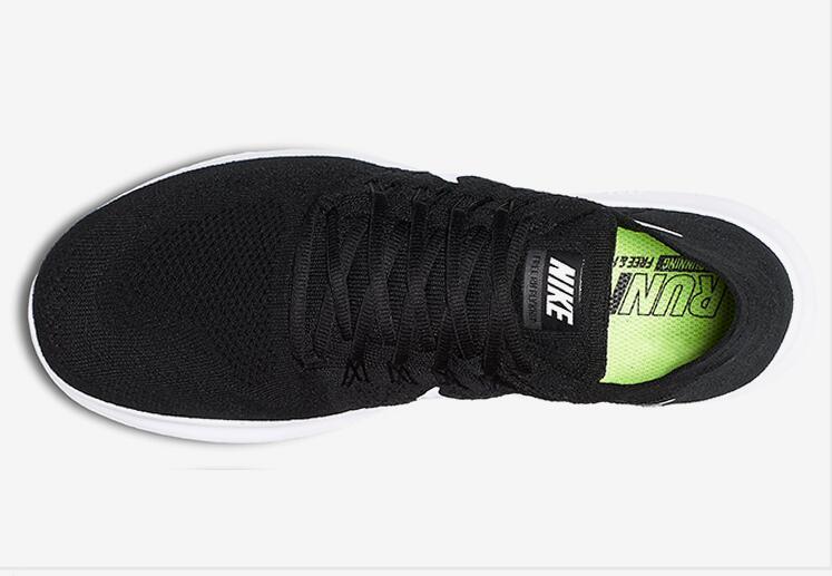 bda34079d9a5370a185798f8a6d676a1 - 2017年新款男子NIKE FREE RN FLYKNIT跑步鞋880843