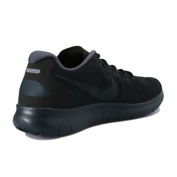 be82695d02f67b24bbfeb38632e9bb5d - NIKE FREE RN 2017 新款 輕量化 赤足 跑步鞋 男 880839-003