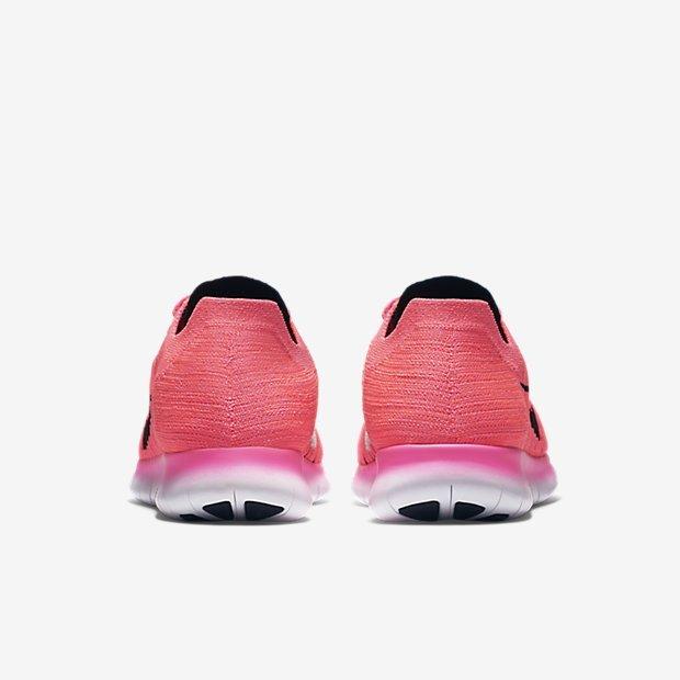 d92a68969fa207d9f4f7a87caa7988a1 - Nike Wmns Free RN Flyknit 粉紅 訓練 輕量化 女鞋 831070-600