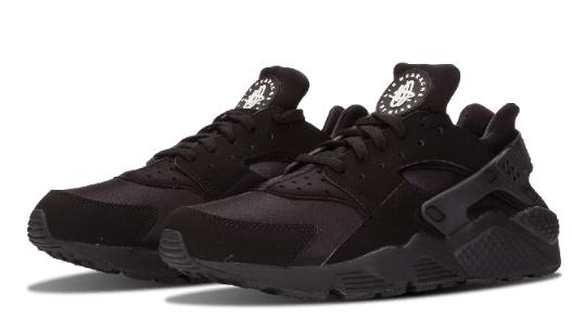 0923133db6c15003eec954c5c073de51 - Nike Air Huarache All Black 情侶鞋318429 003