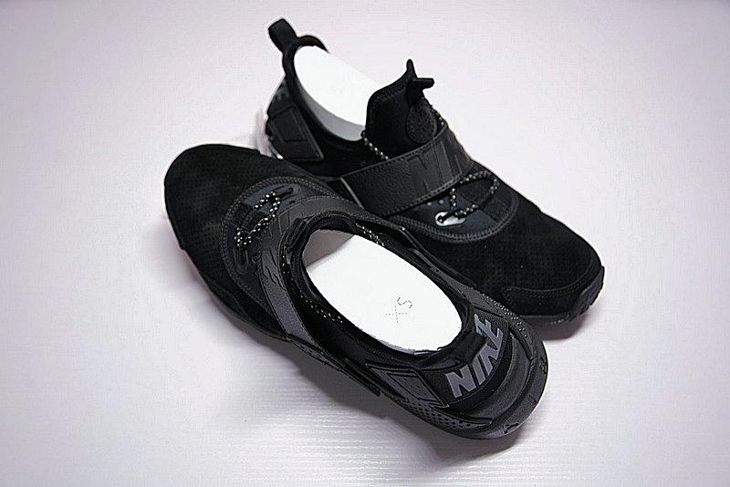 0bd78417e64caf23c0e0d7387578f1d0 - Nike Air Huarache Drift Prm 華萊士 6代 全黑 男鞋 AH7335-001