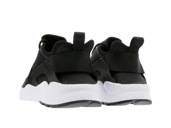 17f97c1cddb6115f46d2dab045765174 - NIKE W AIR HUARACHE RUN ULTRA 二代武士 黑白 慢跑鞋 情侶鞋 819151-008