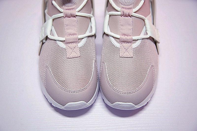 210cca872a176523423fbaebe8f17ed6 - NIKE AIR HUARACHE CITY LOW 武士鞋 粉色 AH6804-600