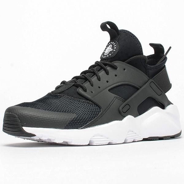 2d1568ae917c9226b5bdc48a35065bf1 - Nike Air Huarache Run Ultra 二代 經典 黑白 黑武士情侶鞋 819685 001