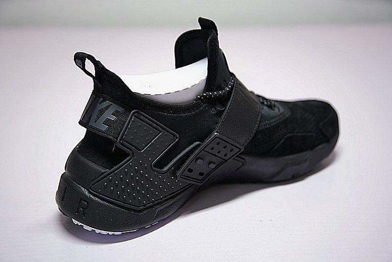 54e645a49e0ec19fdf4639941d49c706 - Nike Air Huarache Drift Prm 華萊士 6代 全黑 男鞋 AH7335-001
