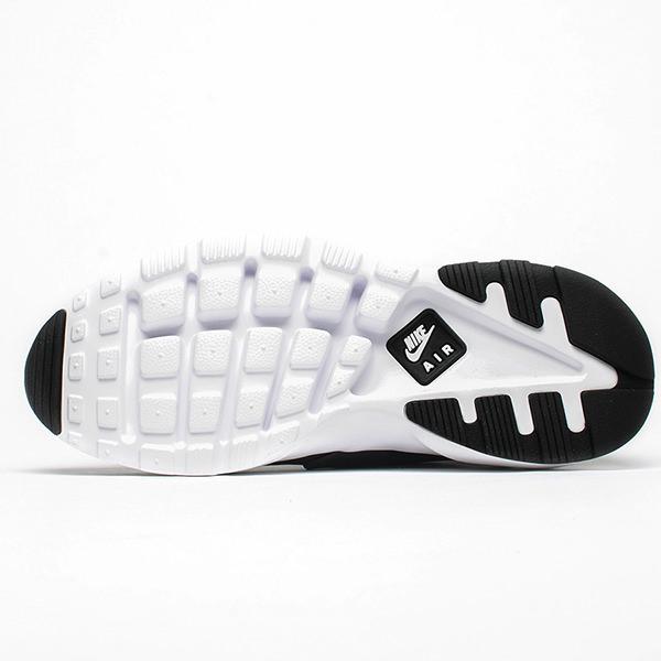 55279e5162b41fae966b3e7d3238568c - Nike Air Huarache Run Ultra 二代 經典 黑白 黑武士情侶鞋 819685 001