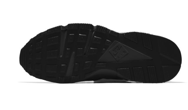 6be68e22925ba88efd46dfcb16764147 - NIKE AIR HUARACHE RUN Triple Black 黑武士 運動鞋 黑魂