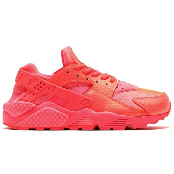 7554cd1d658fe7252d243229fe9e58e8 - Wmns Air Huarache run Prm 全紅武士 鱷魚紋 女鞋 683818-800