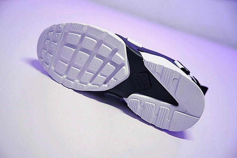 8113fc7d12a2043348e849066d6d327f - 情侶鞋 Nike Air Huarache City Low 機能 百搭 慢跑鞋 黑白 AH6804-002