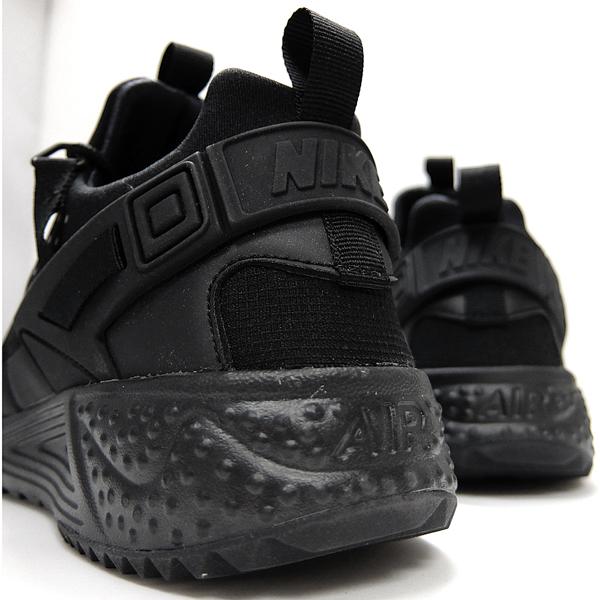 82659b41fa093b829fde02e9c13e886e - NIKE AIR HUARACHE UTILITY 武士鞋 全黑 男鞋 806807-004