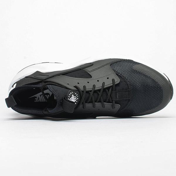 84ca33c4022940b5e8593c0e7bbbb0df - Nike Air Huarache Run Ultra 二代 經典 黑白 黑武士情侶鞋 819685 001