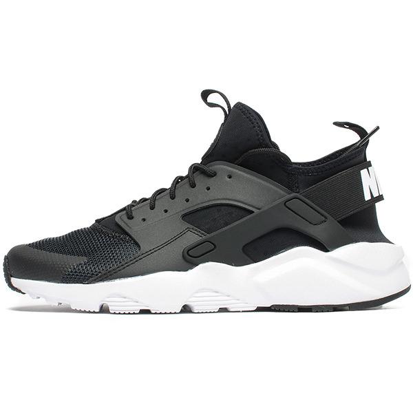 86f42a4f3a32e1e2666f93b8f5be7b59 - Nike Air Huarache Run Ultra 二代 經典 黑白 黑武士情侶鞋 819685 001