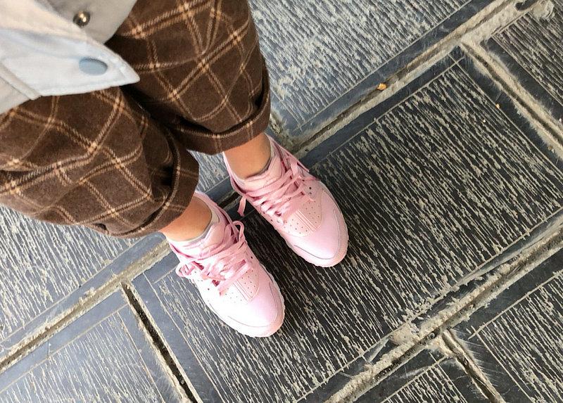 88e16b8381316392bc7073b1d2f05dec - 女神鞋 Nike Air Huarache Run Premium 華萊士 復古 慢跑鞋 夢幻粉 904538-600